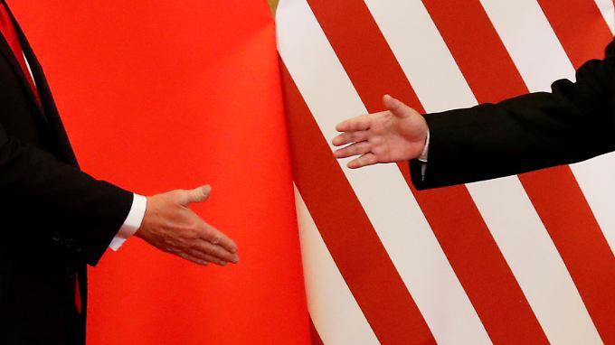 Hoffen auf Entspannung: China und USA ringen erneut um Lösung in Handelsstreit