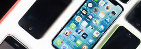 Cook bewahrt Optimismus: Apple senkt Produktion für neue iPhones