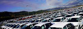 Neue globale Kooperation: Ford plant Allianz mit Volkswagen