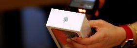 Apple zunehmend unter Druck: iPhones werden in China billiger