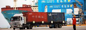 Zollstreit zum Trotz: Chinas Handelsüberschuss mit USA wächst