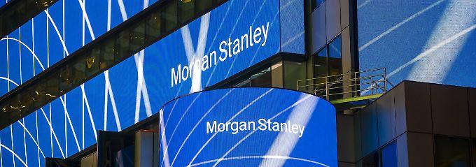 Sinkende Einnahmen: Morgan Stanley verfehlt Gewinnerwartungen
