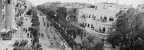 Die junge Stadt, die niemals schläft: Tel Aviv hat viele Namen
