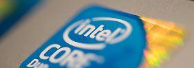 Aktie sackt ab: Intel enttäuscht Anleger mit mauem Ausblick