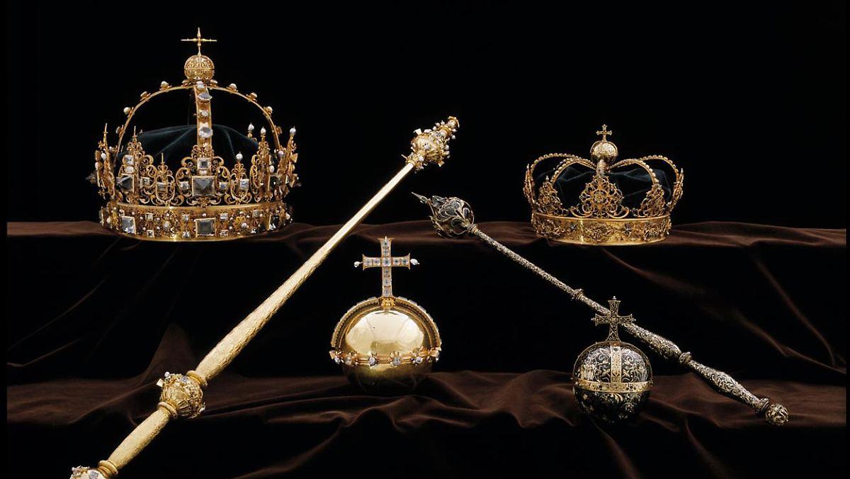 Schwede gibt Kronjuwelen-Diebstahl zu