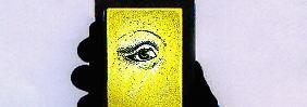 Analyse ohne Einverständnis: Populäre iPhone-Apps machen heimlich Screenshots