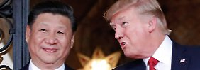 Frist im Zollstreit läuft ab: Trump will Xi vorerst nicht treffen