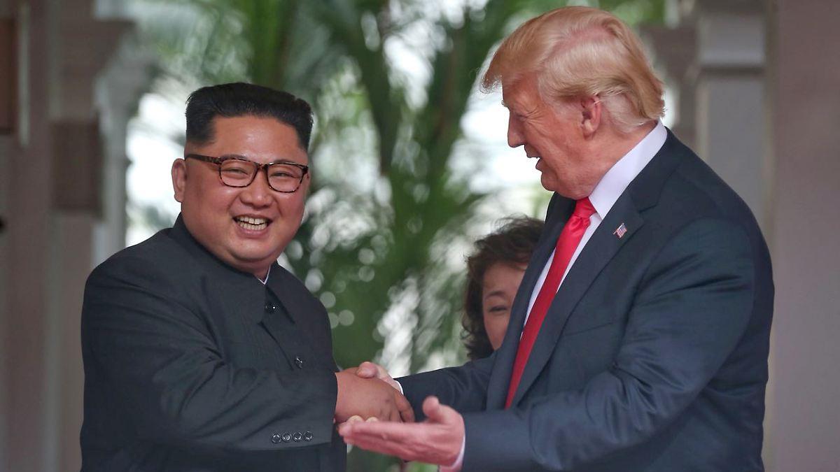 USA und Nordkorea erwägen Verbindungsbüros