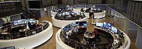 Der Börsen-Tag: 17:37 ZEW-Index schiebt Dax an
