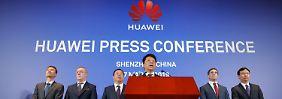 Hackerangriffe und Datenklau?: Huawei verklagt USA im Spionagestreit