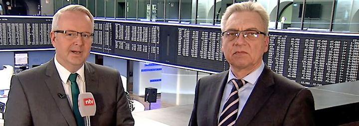 """Anlegerschützer Nieding: """"Hoffe, dass Fusion von Commerzbank und Deutscher Bank abgeblasen wird"""""""
