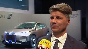 """BMW-Chef Krüger im Interview: """"Flexibilität wird gefragt sein"""""""