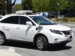 Traum? Albtraum!: Roboterautos sind zum Scheitern verdammt