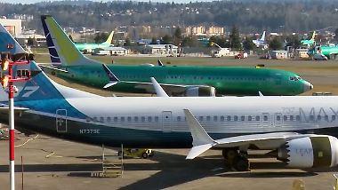 Flugverbot bleibt bestehen: Boeing behebt technische Fehler an 737 Max 8
