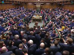 Binnenmarkt, Zollunion, No Deal?: Abgeordnete entscheiden über Brexit-Optionen