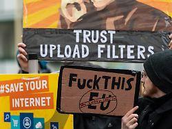 Reaktion auf Urheberrechtsreform: Snowdon empfiehlt Abwahl der Union