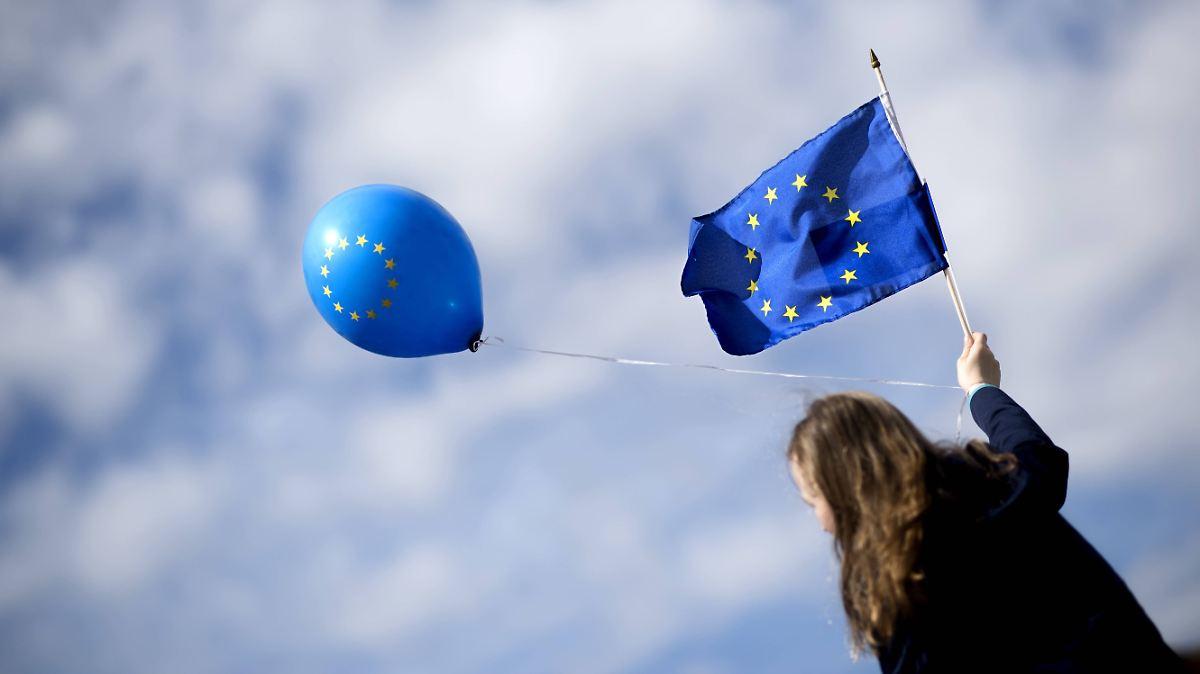 Europäer in zwei große Lager gespalten