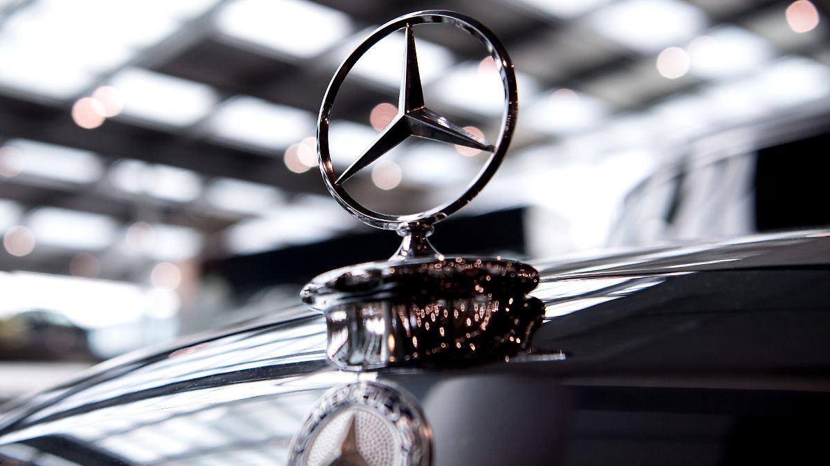 Mercedes-Diesel erhalten Software-Update