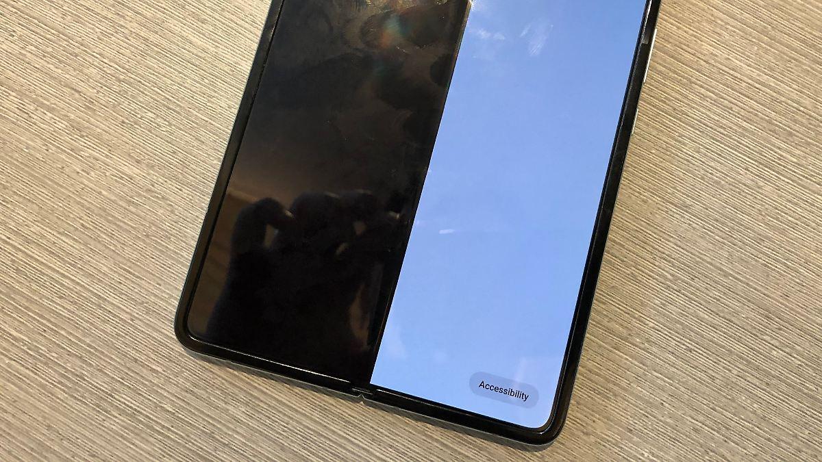 Samsung Galaxy Fold startet mit Test-Fiasko