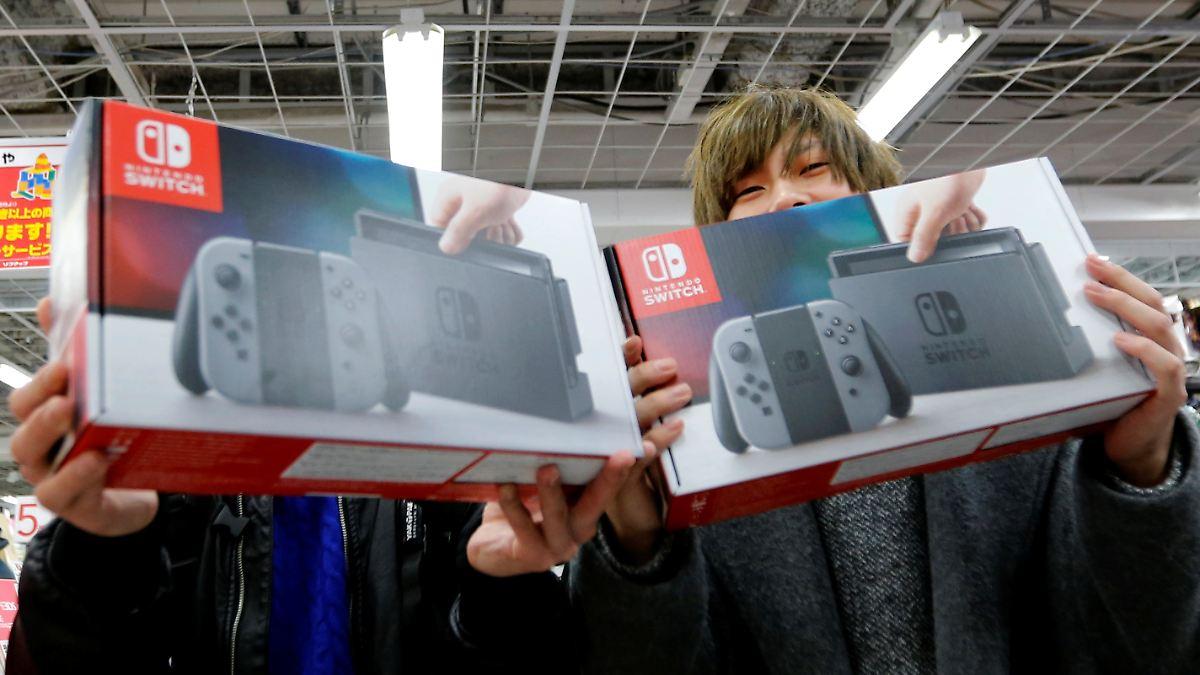 Nintendo gewinnt 15 Prozent