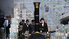 Nicht immer nur eine Erfolgsgeschichte: DB feiert 175 Jahre Eisenbahn