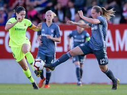 Hartes Rückspiel steht an: Bayern-Frauen verlieren CL-Premiere
