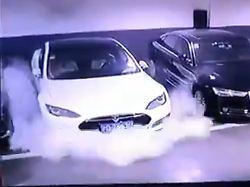 Expertenteam entsandt: Tesla untersucht Explosion in China
