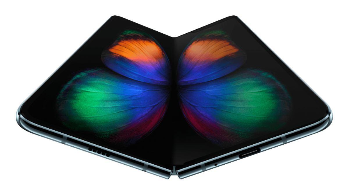 Ist Samsungs Galaxy Fold noch zu retten?