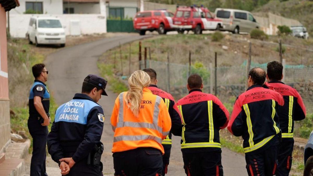 Polizei auf Teneriffa geht von Verbrechen aus