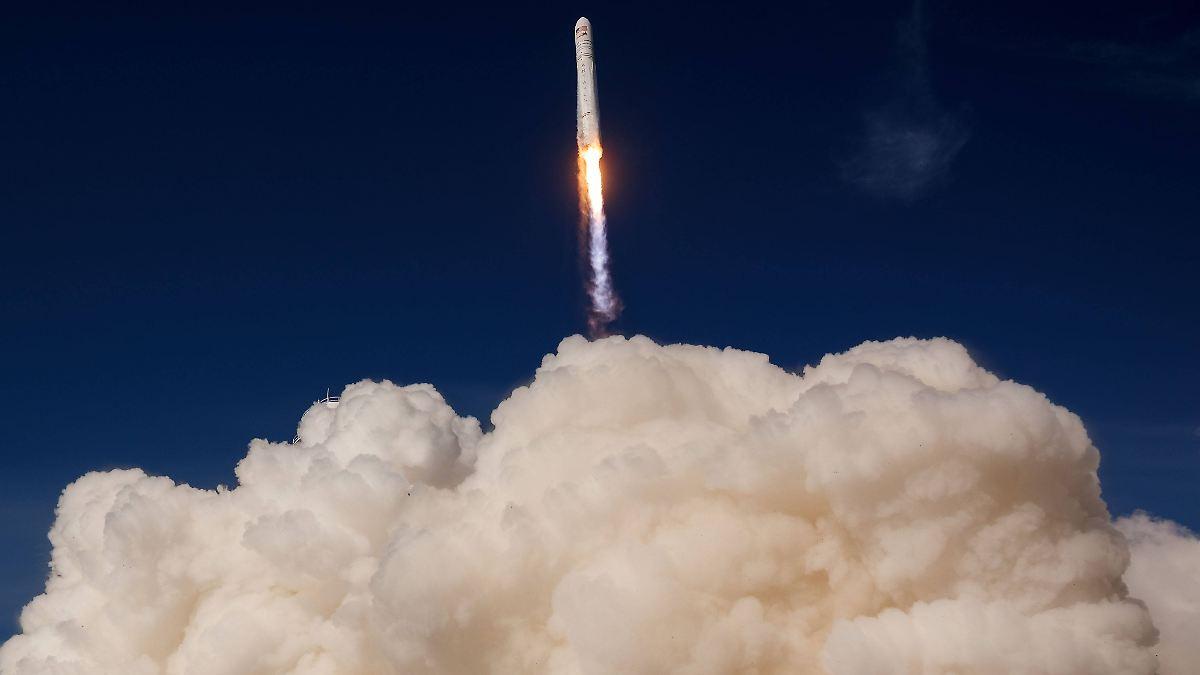 Russland peilt Rekord-Flugzeit zur ISS an