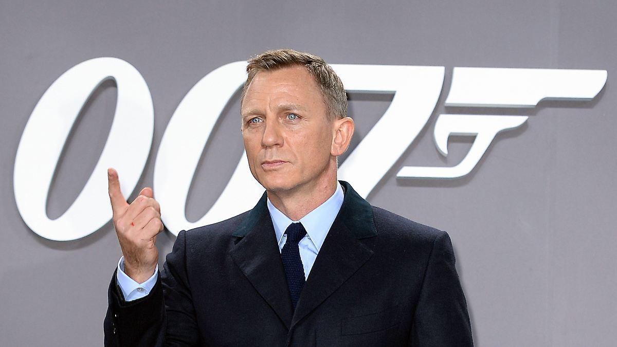Daniel Craig ist offen für weiblichen Bond