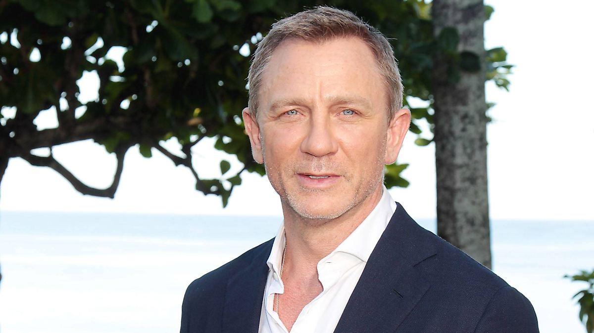 Daniel Craig verletzt sich