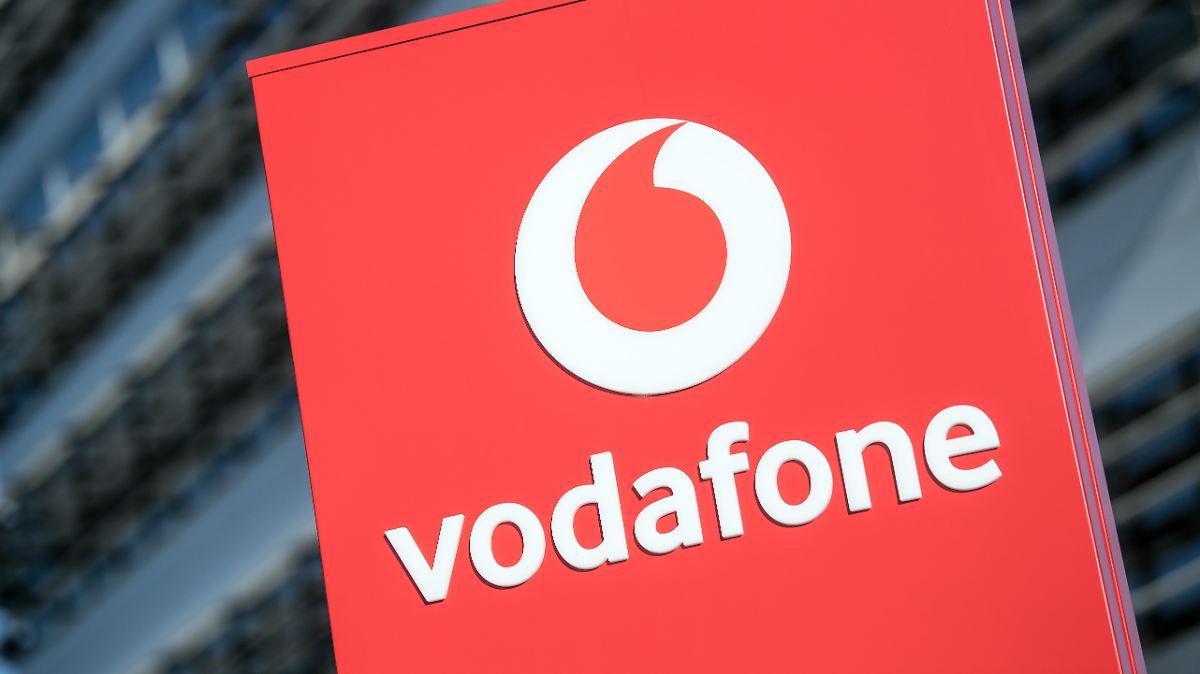 Vodafone schrumpft Dividende