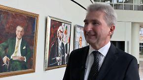 """Pinkwart zur Lage von NRW-Konzernen: """"Größtes Kopfzerbrechen machen Planungs- und Genehmigungsverfahren"""""""