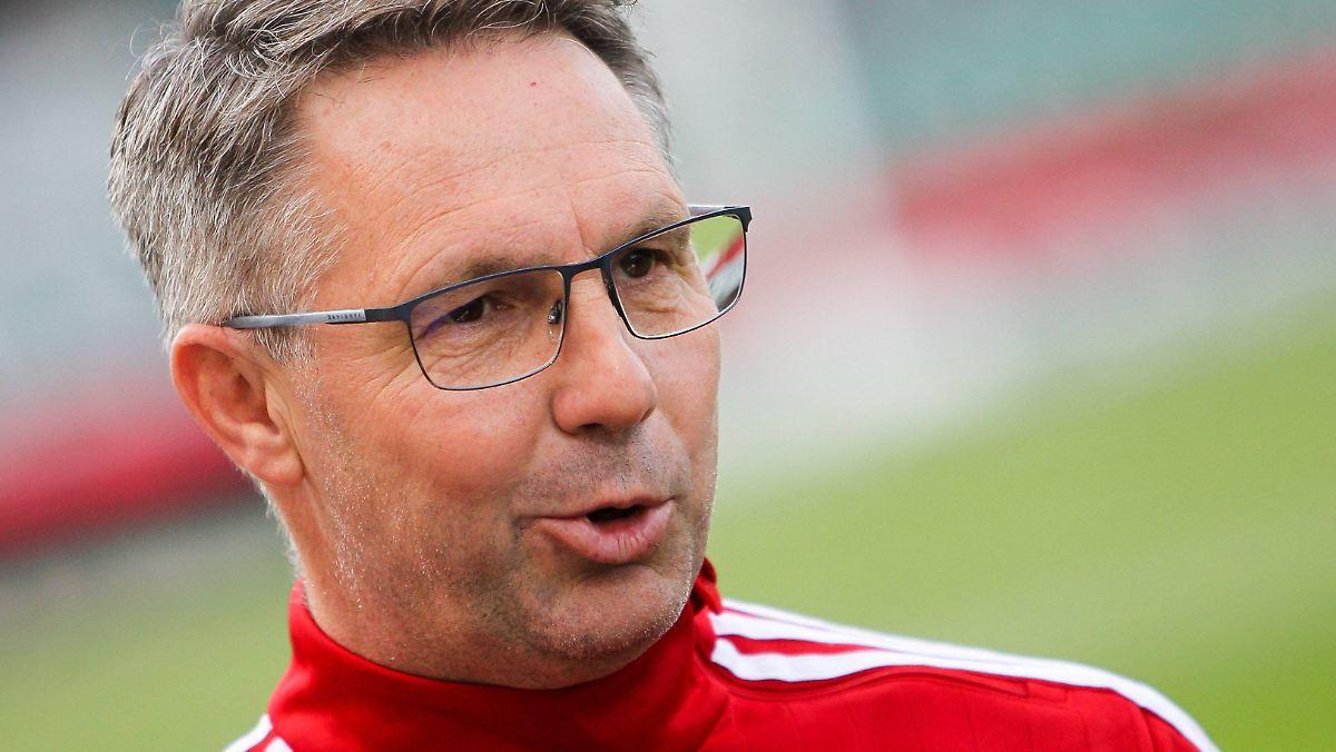 Canadi wird neuer Trainer des 1. FC Nürnberg