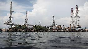 In Südamerika ist Venezuela nur noch der viertgrößte Ölproduzent - hinter Brasilien, Mexiko und Kolumbien.
