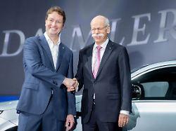 Källenius ist Zetsche-Nachfolger: Ein schwäbischer Schwede wird Daimler-Chef