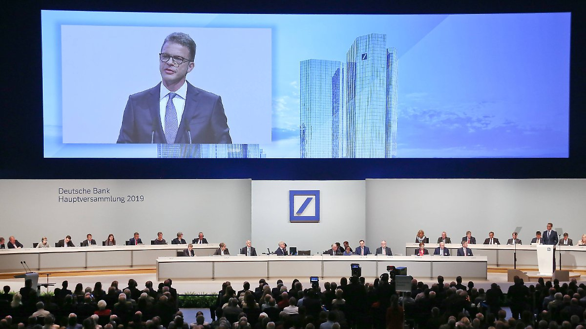 Aktienkurs Deutsche