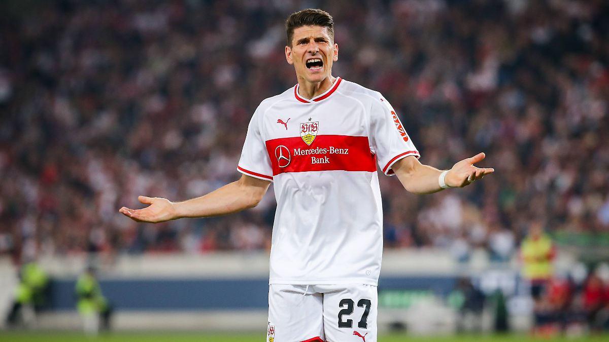 Gomez schimpft, der verzweifelte VfB hofft