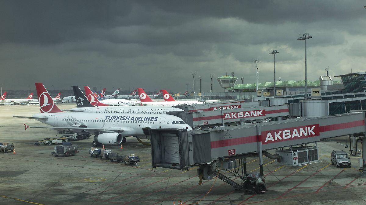 Deutsche in der Türkei festgenommen