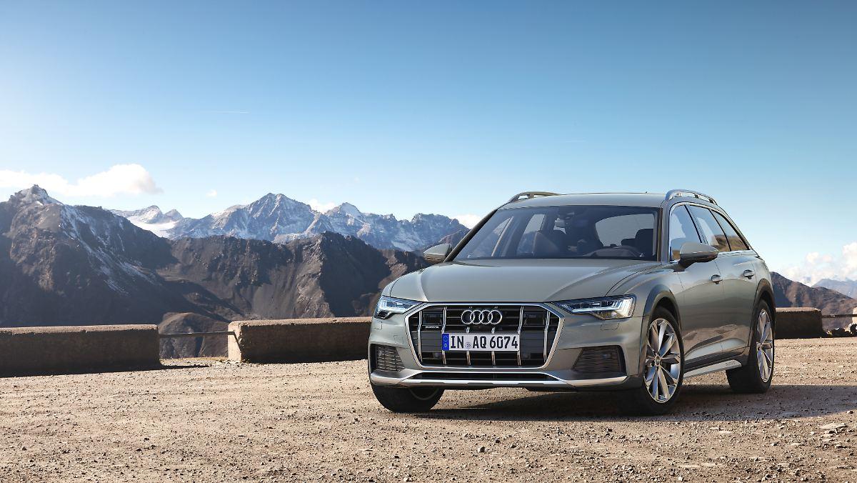 Neuer Audi A6 Allroad rollt zu den Händlern