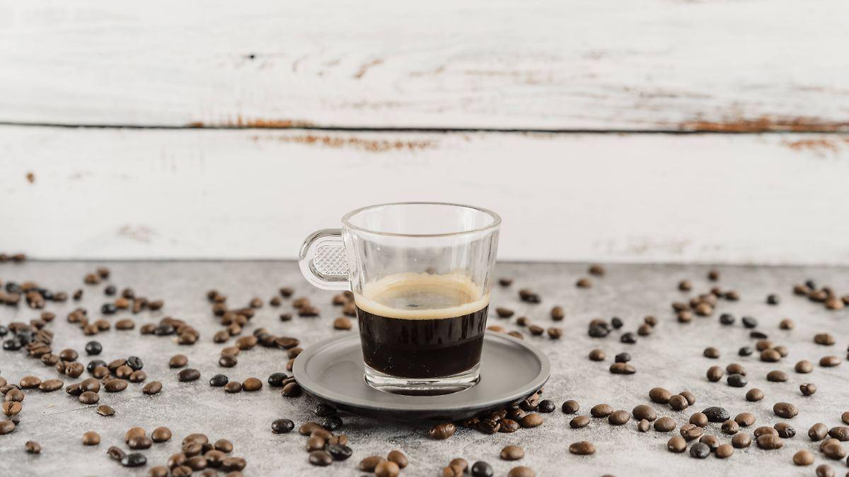 Zufällig Heilung durch Espresso entdeckt