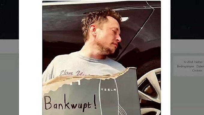 Der Musk-Faktor: Tesla-Chef verspricht Rekordquartal, Aktie legt zu