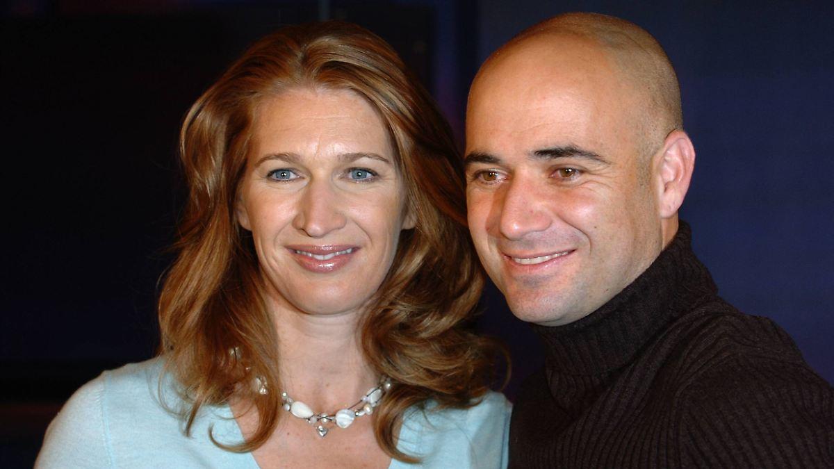 Hoffe Sie Verlasst Mich Nicht Andre Agassi Schwarmt Von Steffi Graf N Tv De