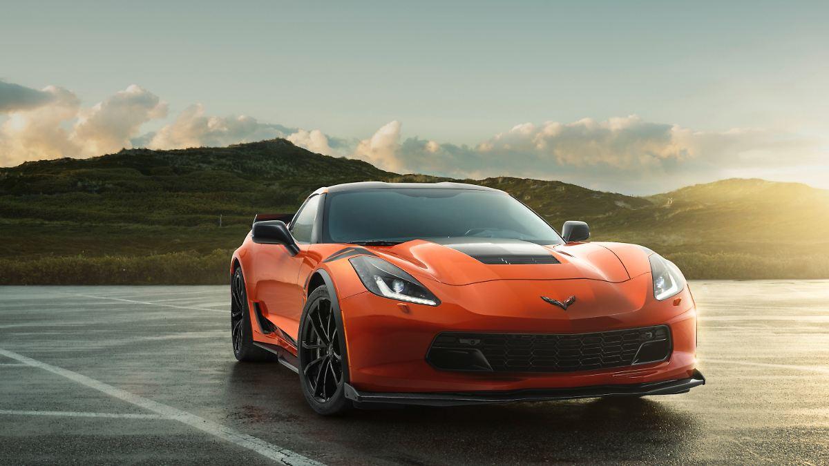 Corvette und Camaro stehen vor EU-Aus