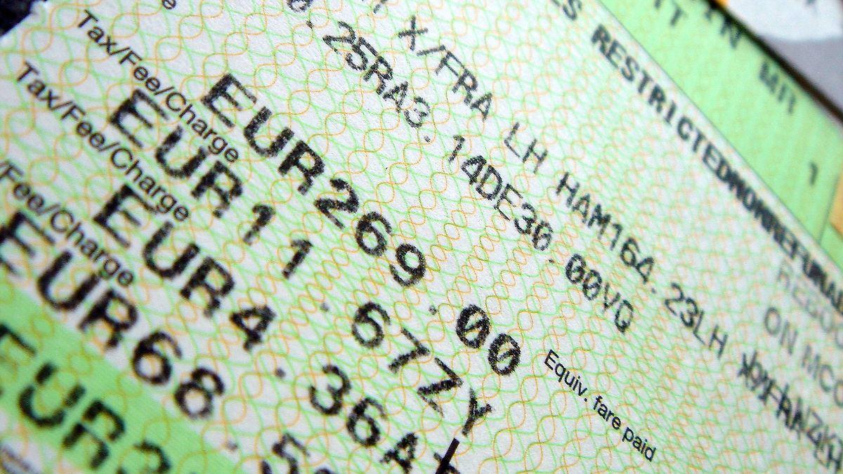 Hohe Kosten für Stornierungen von Reisen