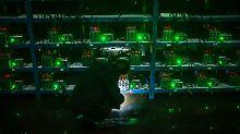 Zwei Schallmauern durchbrochen: Bitcoin-Kurs schießt in die Höhe
