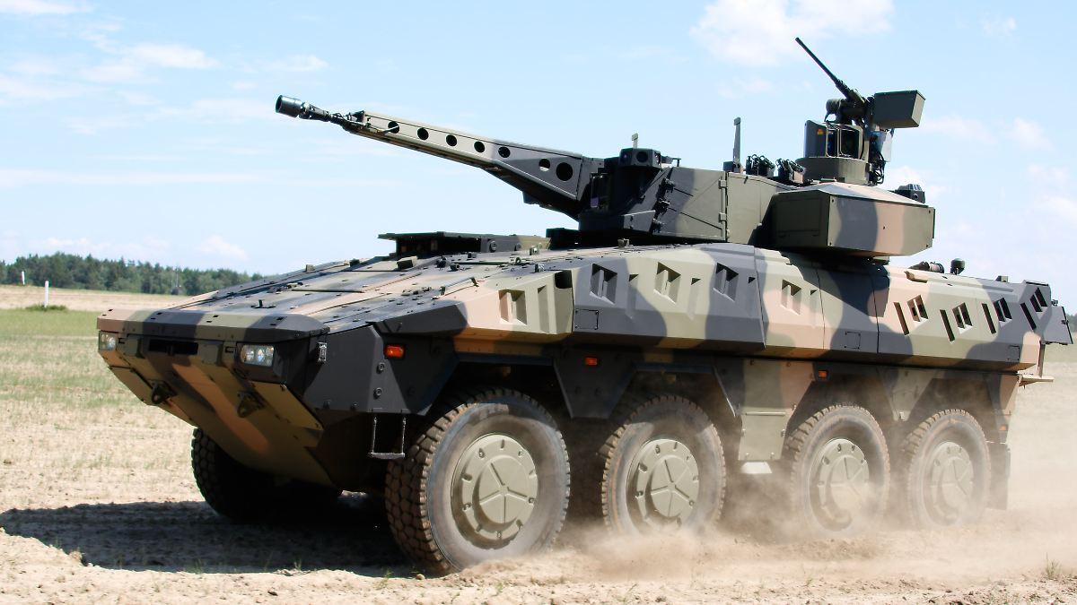 Rheinmetall leidet unter Rüstungsstopp in die Türkei