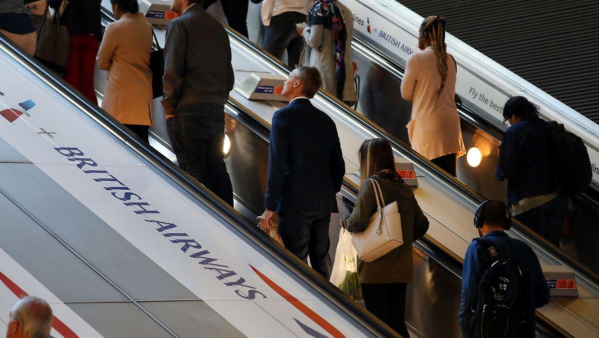 British Airways streicht alle Flüge nach Kairo
