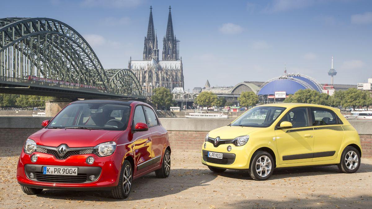 Renault Twingo III  - besser als die Vorgänger